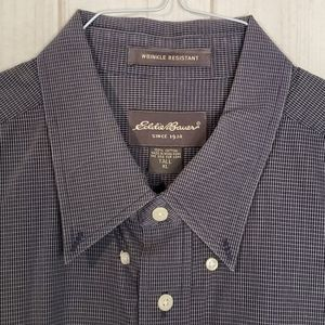 Eddie Bauer Tall XL Button-down Shirt